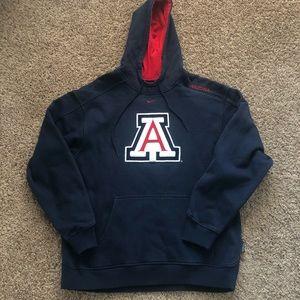 University Of Arizona Wildcats Nike Hoodie